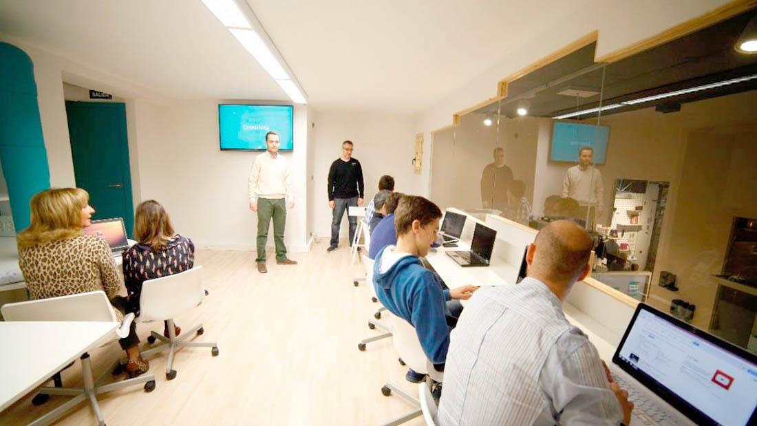 Alquiler salas cursos Valladolid El Mirador