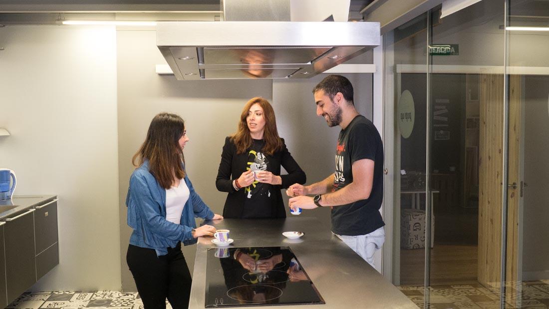 La canelita alquiler cocina Valladolid salas