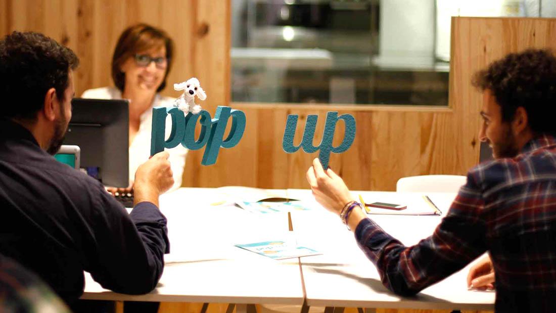 m pop up alquiler salas oficinas mejor coworking valladolid