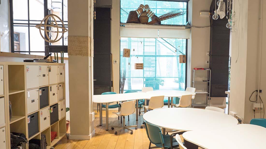 mini crearium 1 salas item pop up mejor coworking valladolid alquiler salas oficinas centro de negócios