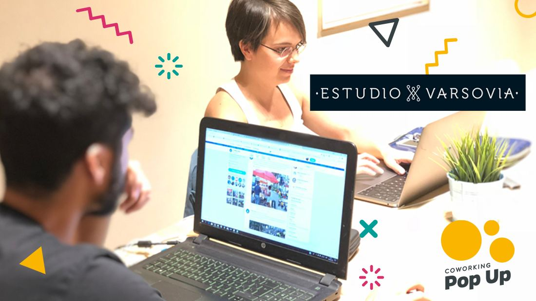 ntrevista Coworking Estudio Varsovia Valladolid Pop Up
