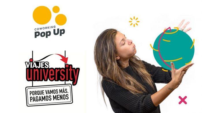 Entrevista Coworking Paula Viajes University Valladolid Pop Up