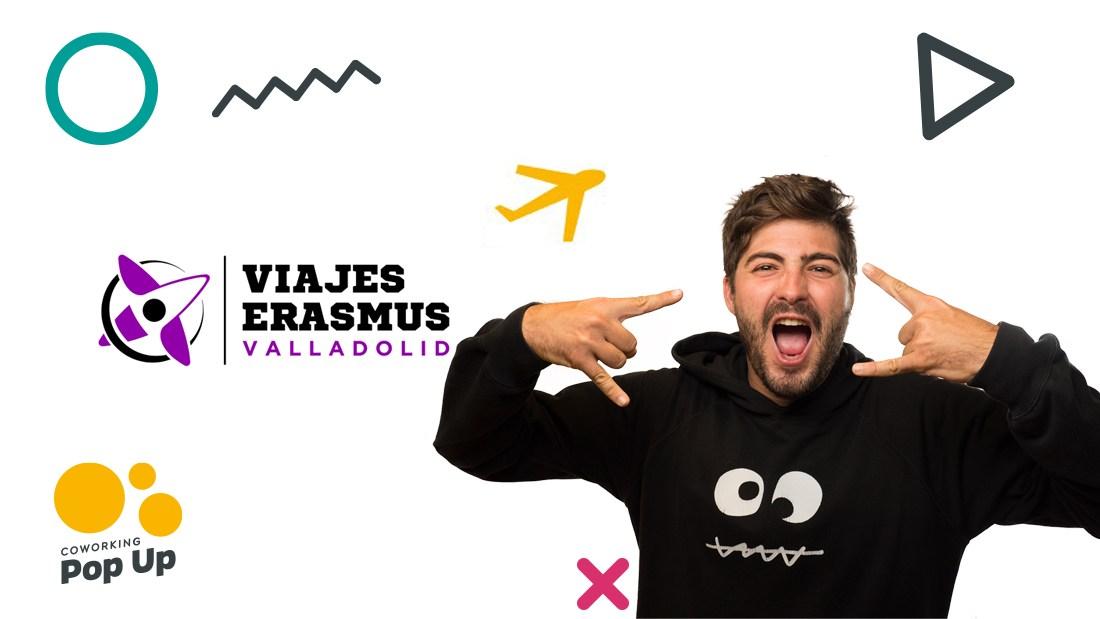 Coworking . Viajes Erasmus
